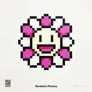 Murakami.Flower #0000 村上隆 限定100枚(版画)
