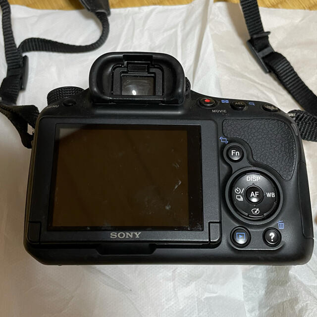 SONY(ソニー)のSONY α58 スマホ/家電/カメラのカメラ(デジタル一眼)の商品写真