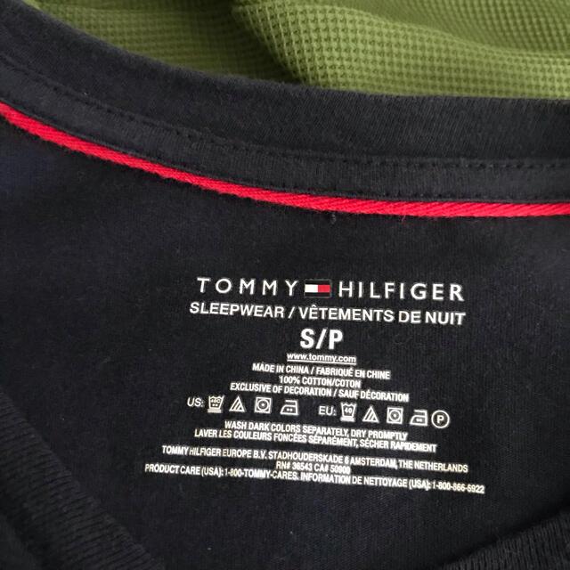 TOMMY HILFIGER(トミーヒルフィガー)の★TOMMY HILFIGER★Vネック☆ メンズのトップス(Tシャツ/カットソー(半袖/袖なし))の商品写真