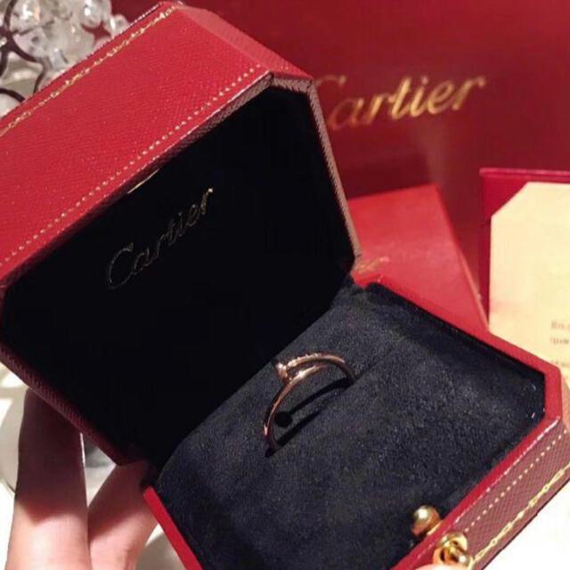 Cartier(カルティエ)のCartier カルティエリング(指輪) レディースのアクセサリー(リング(指輪))の商品写真