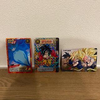 ドラゴンボール(ドラゴンボール)のベア様専用 ドラゴンボールカードダス 3枚セット(カード)