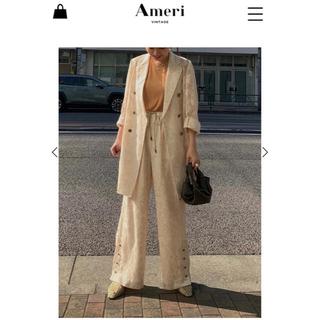 Ameri VINTAGE - MEDI ALICE LOOSE PANTS