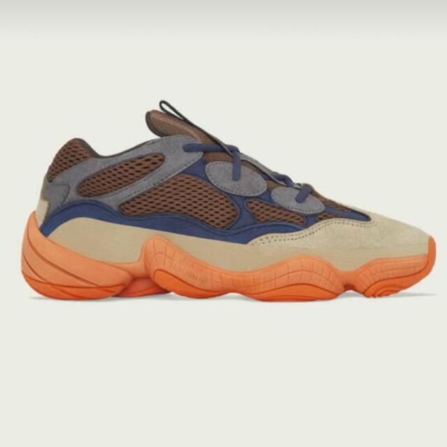 adidas(アディダス)のadidas yeezy 500 ENFLAME 26.0cm メンズの靴/シューズ(スニーカー)の商品写真