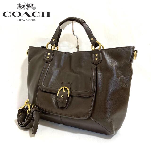 COACH(コーチ)の【正規品】COACH ✨コーチ 2wayバッグ レディースのバッグ(ショルダーバッグ)の商品写真