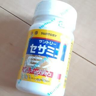 サントリー - セサミンex   90粒     新品未使用