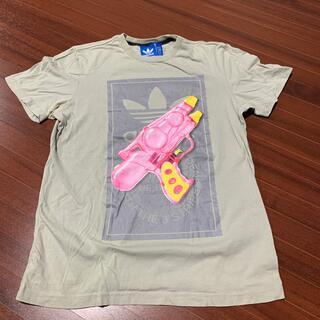 アディダス(adidas)のadidas アディダス tシャツメンズmサイズアメリカ ラスベガス購入(Tシャツ/カットソー(半袖/袖なし))