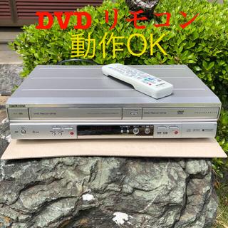 ミツビシ(三菱)の三菱 DVR-S300 VHS一体型DVDレコーダー ビデオデッキリモコン(その他)