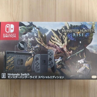 Nintendo Switch - Nintendo Switch モンスターハンタースペシャルエディション