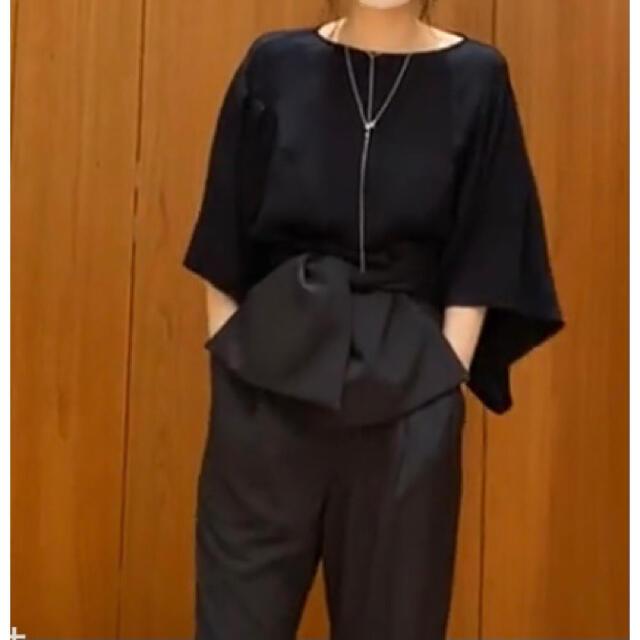 SQUARE SLEEVE SHORT TOPS ブラック メンズのトップス(Tシャツ/カットソー(半袖/袖なし))の商品写真