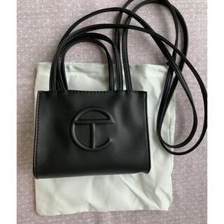 TOMORROWLAND - Telfar(テルファー) ショッピングバッグ Sサイズ ブラック