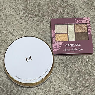 CANMAKE - ミシャ キャンメイク 2点セット