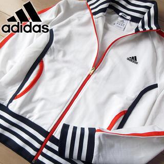 アディダス(adidas)の超美品 S アディダス レディース メッシュジャージ/ジャケット(その他)
