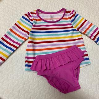 babyGAP - baby GAP 水着 セパレート 長袖