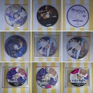 湯町駆 特典CD まとめ売り(CDブック)