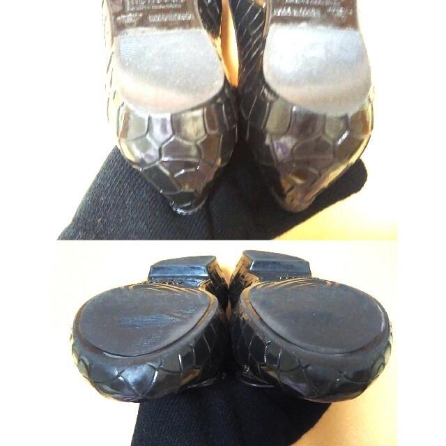 Vivienne Westwood(ヴィヴィアンウエストウッド)のよしぴこ様専用です! ヴィヴィアンウエストウッドxメリッサ レディースの靴/シューズ(バレエシューズ)の商品写真