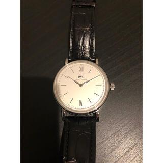 インターナショナルウォッチカンパニー(IWC)のIWC ポートフィノ ハンドワインドピュアクラシック(腕時計(アナログ))