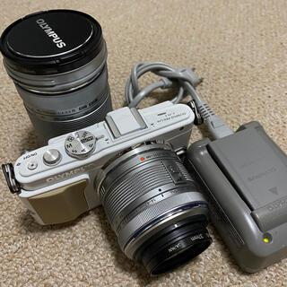 OLYMPUS - OLYMPUS PEN Lite E-PL5 レンズ2つ