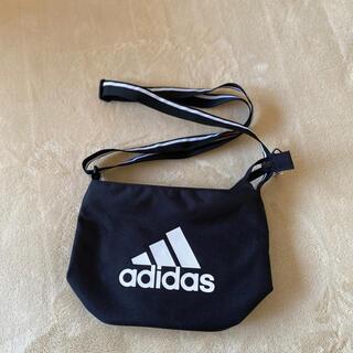 adidas - adidas ショルダーバック 黒