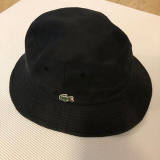 LACOSTE - ラコステ 帽子 バケットハット