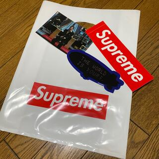 シュプリーム(Supreme)のSupreme ステッカー3枚セット (その他)