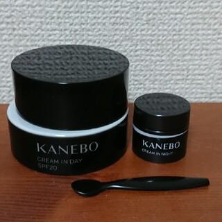 Kanebo - カネボウ クリーム イン デイ    クリーム イン ナイト(お試し用)