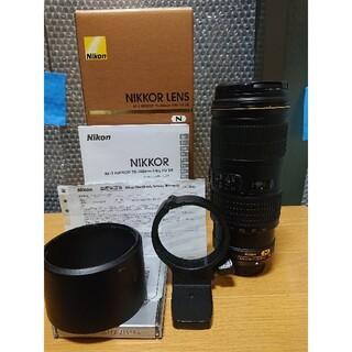 Nikon - NIKON AF-S 70-200mm f/4G ED VR ニコン