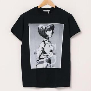 【新品】 EVA × F-LAGSTUF-F コラボTシャツ size:M