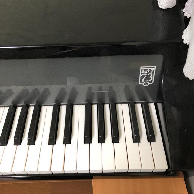 エレクトリックピアノ Rhodes mk7 73鍵with RetroFlyer 楽器の鍵盤楽器(ピアノ)の商品写真