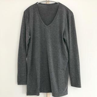 ジーユー(GU)のGU・ヒートテック・ロンT(Tシャツ/カットソー(七分/長袖))