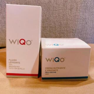 wiqo ワイコ 美容液とクリームのセット