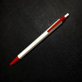 カランダッシュ(CARAN d'ACHE)のCARAN d'ACHE  スイス製  赤ボールペン(ペン/マーカー)