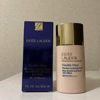 エスティローダー(Estee Lauder)のエスティローダー ダブルウェア フローレス ハイドレーティング プライマー(化粧下地)