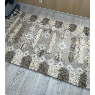 イデー(IDEE)の代官山 ieno textile ラグ デザイナーズ(ラグ)