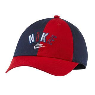 ナイキ(NIKE)の新品 ❁NIKE ナイキ キッズ キャップ 帽子 レッド❁(帽子)