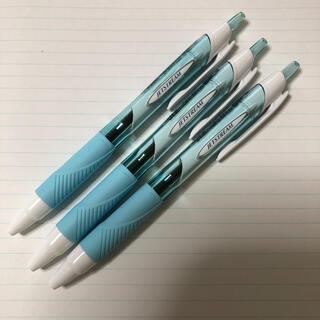 ミツビシエンピツ(三菱鉛筆)のジェットストリーム0.5mmブルー3本(ペン/マーカー)