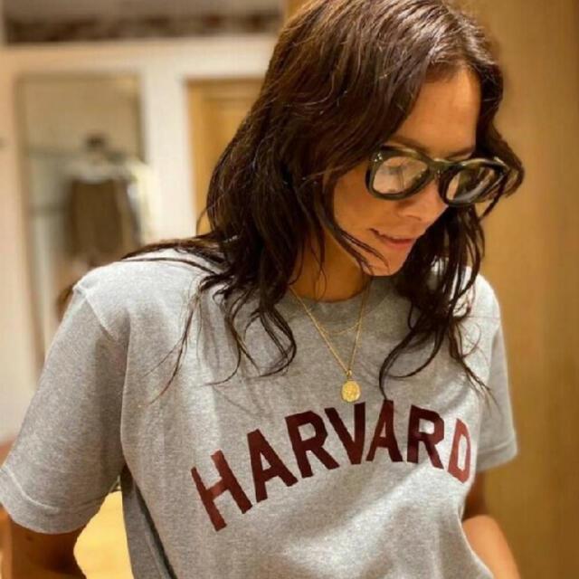 DEUXIEME CLASSE(ドゥーズィエムクラス)の新品タグ付き⭐️ GOOD ROCK SPEED HARVARD Tシャツ レディースのトップス(Tシャツ(半袖/袖なし))の商品写真