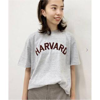 DEUXIEME CLASSE - 新品タグ付き⭐️ GOOD ROCK SPEED HARVARD Tシャツ