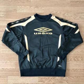 アンブロ(UMBRO)のアンブロ トレーナー サッカー(ウェア)