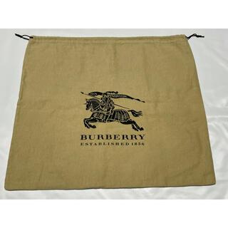 BURBERRY - BURBERRY バーバリー 保存袋 巾着 特大 ショップ袋
