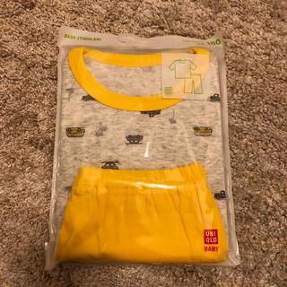 UNIQLO - 新品★ ユニクロ 半袖パジャマ 100サイズ