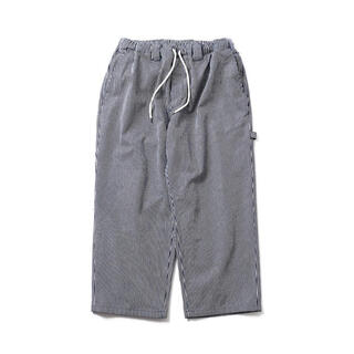 tightbooth  HICKORY BAGGY PAINTER PANTS