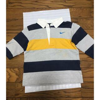 ナイキ(NIKE)のナイキ 90センチ ラガーシャツ(Tシャツ/カットソー)