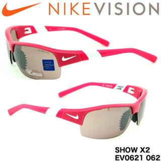 ナイキ(NIKE)の【15日まで】NIKE サングラス EV0621 062 SHOW X2 E (サングラス/メガネ)