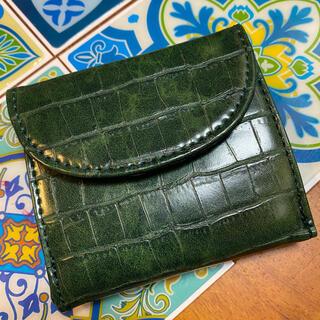 ジーユー(GU)のパイソン ミニウォレット(財布)