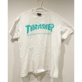 THRASHER - THRASHER 半袖シャツ