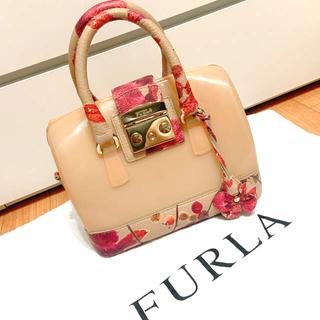 Furla - 限定FURLA フルラ  ニコライバーグマンコラボ キャンディバッグ