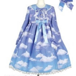Angelic Pretty - misty sky brilliant set