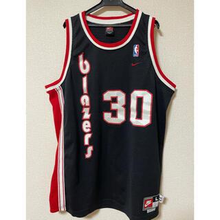NIKE - NBA ユニフォーム ナイキ バスケ NIKE blazers WALLACE
