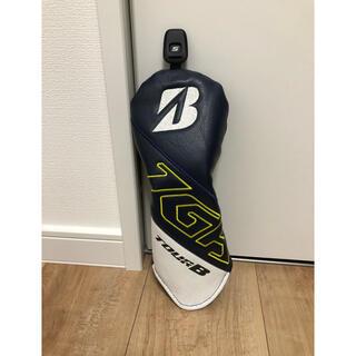 ブリヂストン(BRIDGESTONE)のブリヂストン JGR   5w   ヘッドカバー 美品(ゴルフ)