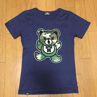 HYSTERIC GLAMOUR - ヒステリックグラマー  ベア Tシャツ